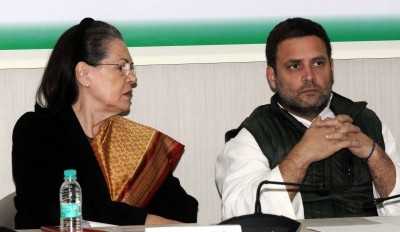 Sonia, Rahul to miss Monsoon Session for some days