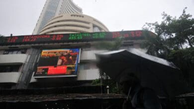 Sensex tanks over 600 pts in early trade; Nifty slips below 11,000