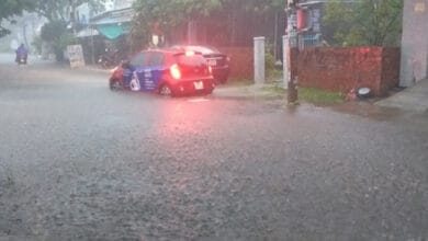 Photo of Tropical storm Noul makes landfall in Thailand