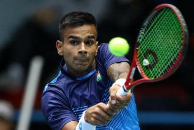 Sumit Nagal storms into US Open 2nd round