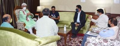 Suresh Raina to train aspiring J&K cricketers