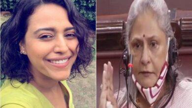 Photo of Swara Bhasker supports Jaya Bachchan's Parliament speech