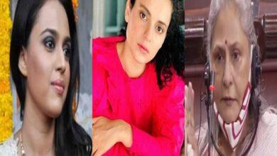 Photo of Swara Bhasker slams Kangana Ranaut for disrespecting Jaya Bachchan