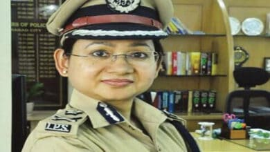 Photo of Senior Woman IPS officer's Facebook account hacked