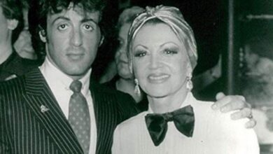 Photo of Sylvester Stallone's mother and astrologer Jackie dies at 98