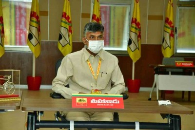 TTD for not adhering to traditions : Naidu