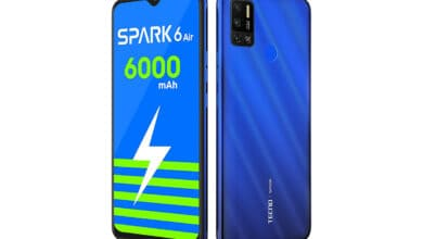 Photo of TECNO launches new SPARK 6 Air variant at Rs 8,699 in India