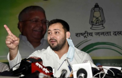 Tejashwi attacks Nitish over unemployment