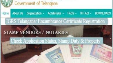 Photo of Telangana stalls property registration works