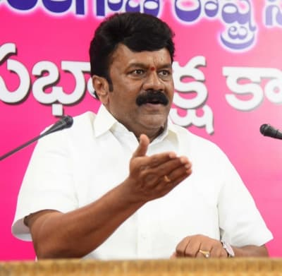 T'gana minister rebuts Congress leader's claims on state housing scheme