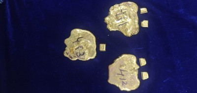 Three smuggling gold in rectums nabbed at Chennai airport