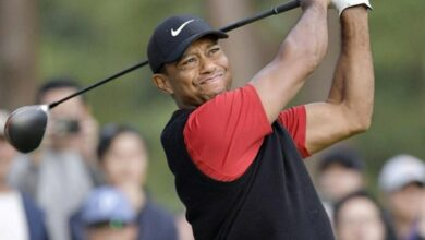 Photo of Tiger Woods searching for his 16th Major at US Open