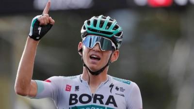 Tour de France: Germany's Lennard Kamna wins Stage 16