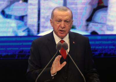 Turkey ready for every possibility in East Med: Erdogan