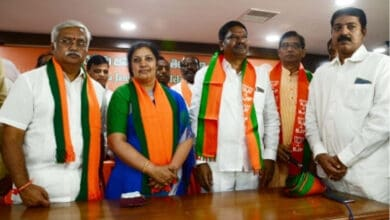 Photo of Two women from Telugu states make it to Nadda's team