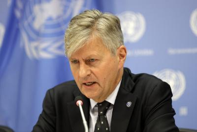 UN peacekeeping chief names challenges for future operations