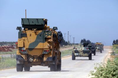 US sends additional military assets to Syria