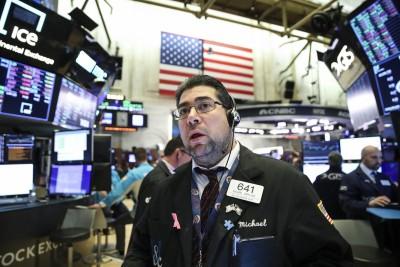 US stocks rise amid tech rebound
