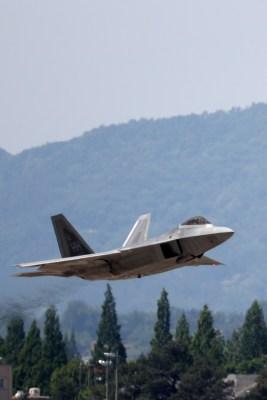 US surveillance aircraft flies over South Korea