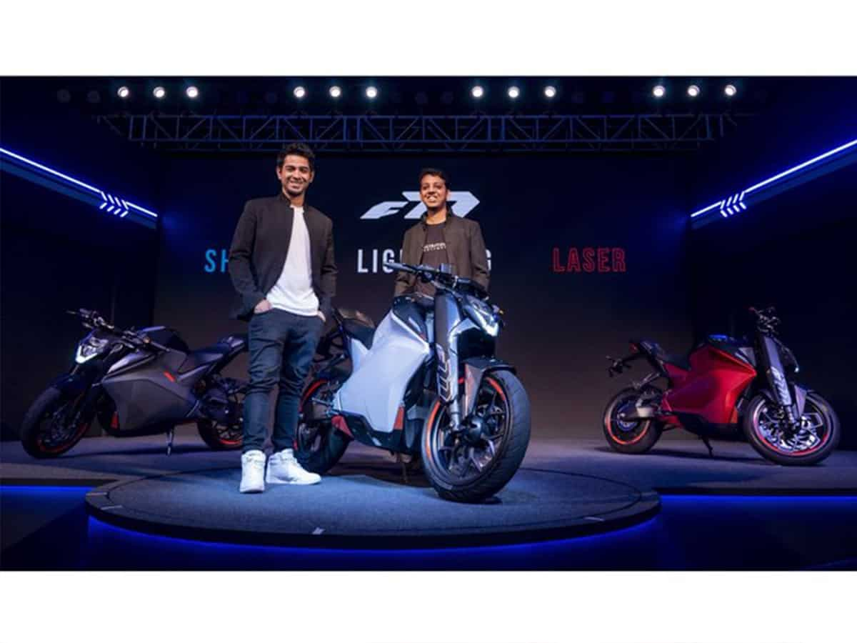 Ultraviolette Automotive gets series B investment from TVS Motor