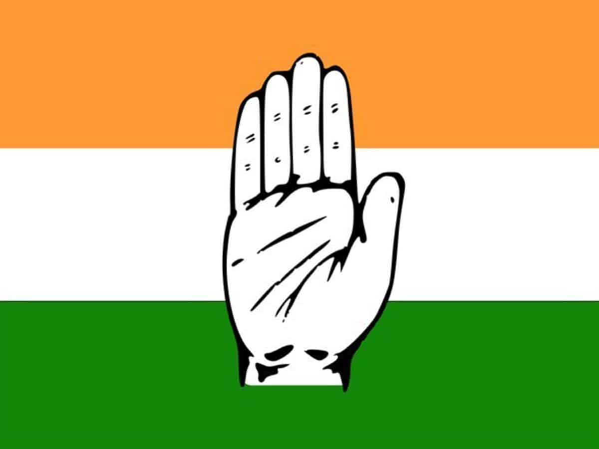Congress calls meeting of its Lok Sabha MPs ahead of today's session