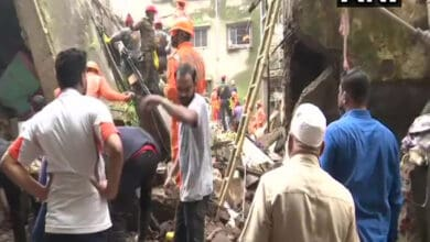Photo of Bhiwandi Building collapse: Death toll climbs to 17, includes 8 minors