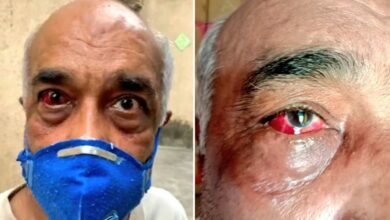 Photo of Ex-Navy officer beaten for sharing Uddhav Thackeray cartoon