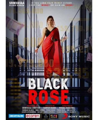 Urvashi Rautela gives a peek into her role in Telugu film 'Black Rose'