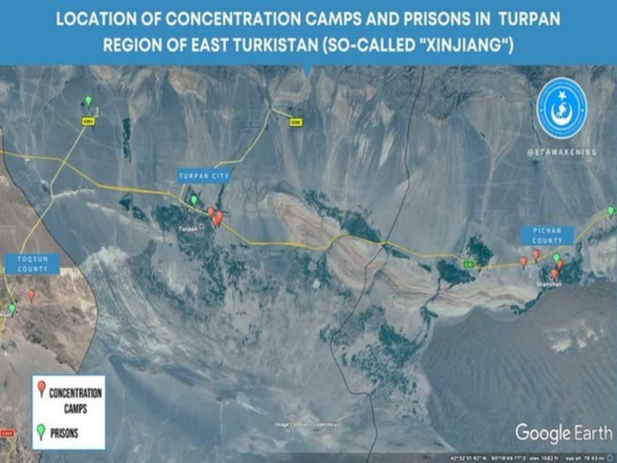 Uyghur detention