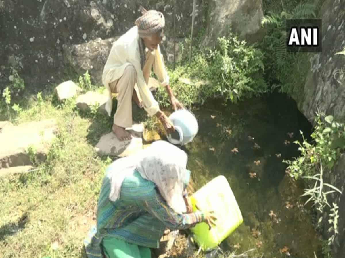 Villagers in J-K's Udhampur trek kilometres to fetch water