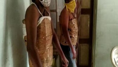 Photo of Two held for smuggling liquor from Telangana to Andhra