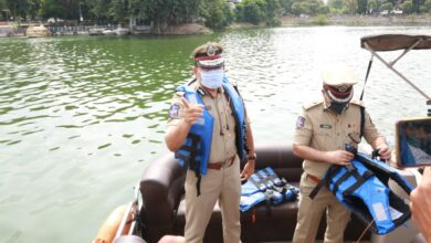 Photo of CP Hyderabad observes Ganesh idols immersion