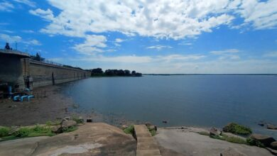 Photo of Water level increased in Osman Sagar