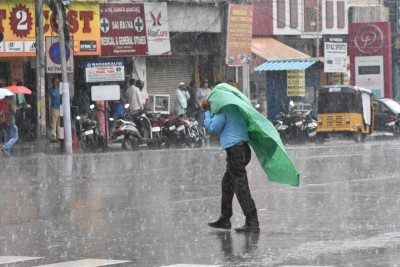 Widespread rainfall forecast in Andhra over next 2 days