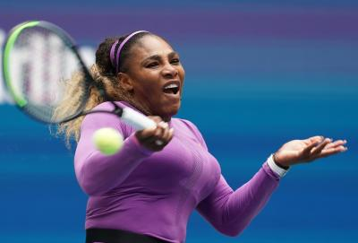 Williams withdraws from Italian Open with achilles injury