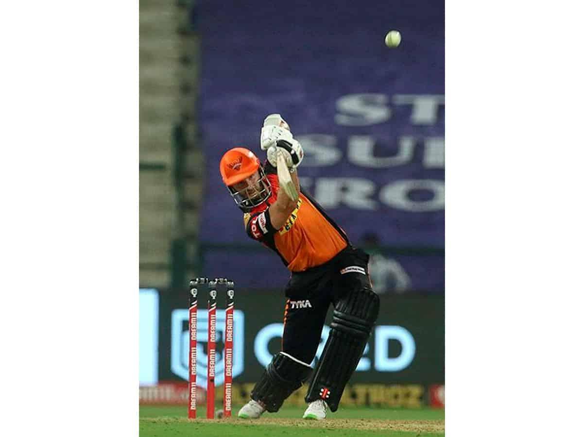 IPL 2020: Bairstow, Williamson take SRH to 162/4 against DC
