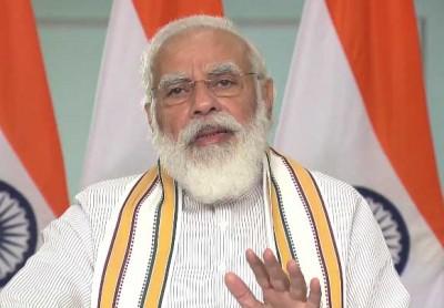 Works worth Rs 23K cr done under Garib Kalyan Yojana: PM (Ld)