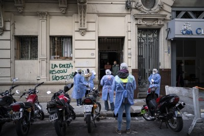 Worst of pandemic over for Argentine capital
