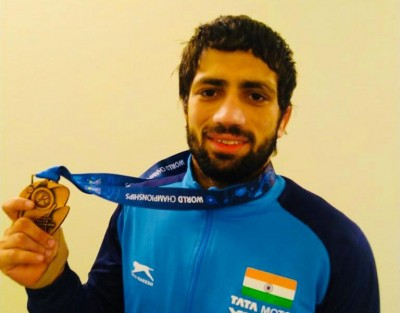Wrestler Dahiya pulls out of camp due to exams