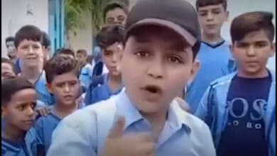 Photo of 11-yr-old rapper shares life in Gaza through emotional song