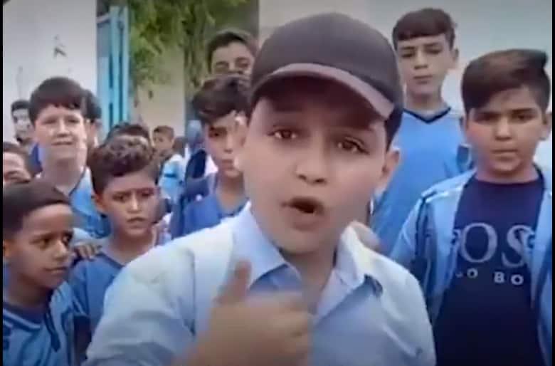 palestinian rapper