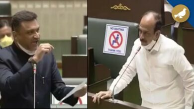 Photo of War of words over Aliar Encounter in Telangana Assembly