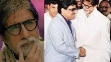 Photo of Was Amitabh Bachchan shaking hands with Dawood Ibrahim in this viral pic?