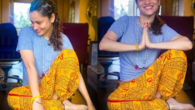 Photo of Ankita Lokhande gets trolled for wearing 'Om' printed trouser