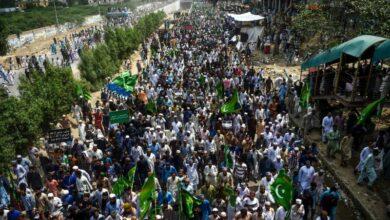 Photo of Anti-Shiite protest rattles Karachi