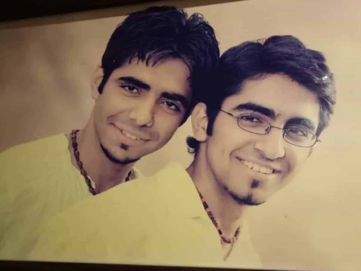 Ayushmann Khurrana, Aparshakti's throwback picture with 'controversial' hairstyles
