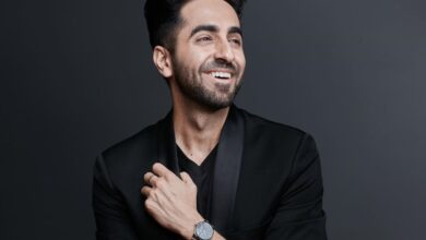 Photo of Ayushmann's prep going strong for the role of athlete