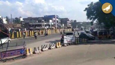 Photo of Hyderabad: Delay in Bahadurpura flyover brings woes