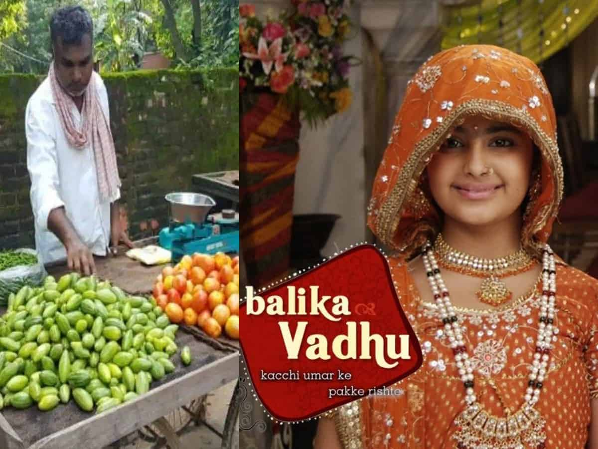 'Balika Vadhu' director sells vegetables in UP, Anup Soni Reacts
