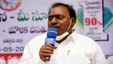 Photo of YSRCP MP Balli Durga Prasad Rao passes away at 64